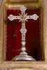 Image of Cruz de altar; Tabernáculo; Retablo mayor