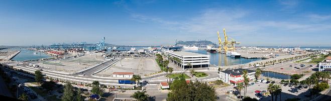 Campo de gibraltar - Puerto de algeciras hoy ...