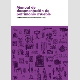 Portada. Manual de documentación de patrimonio mueble
