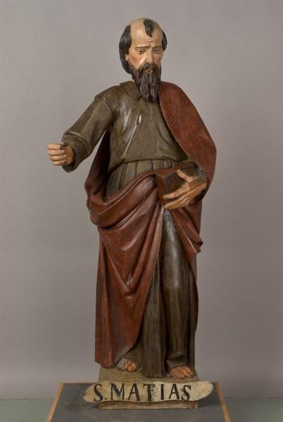 Estamos restaurando el apostolado y otras esculturas en ...