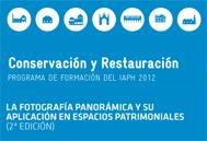 Fotografía panorámica y su aplicación en espacios patrimoniales (2ª Edición)