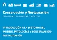 Introducción a la historia del mueble, patologías y conservación-restauración